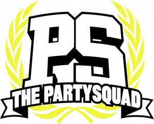 The Partysquad logo